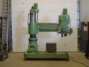 RADIAL / COLUMN DRILLING MACHINES