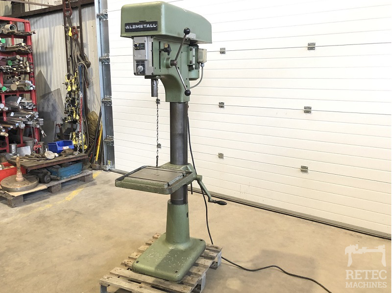 Column drilling machine ALZMETALL AX3
