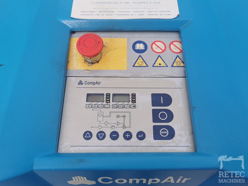 Compresseur à air CompAir type L07
