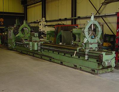 Machines industrielle - Retec Machines